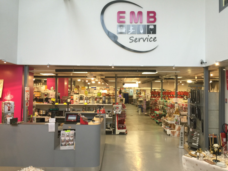 Photo magasin EMB