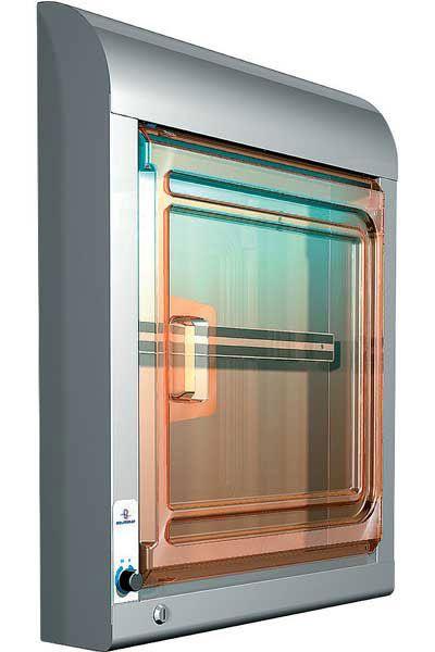 materiel de cuisine armoire de d contamination avec barre magn tique. Black Bedroom Furniture Sets. Home Design Ideas